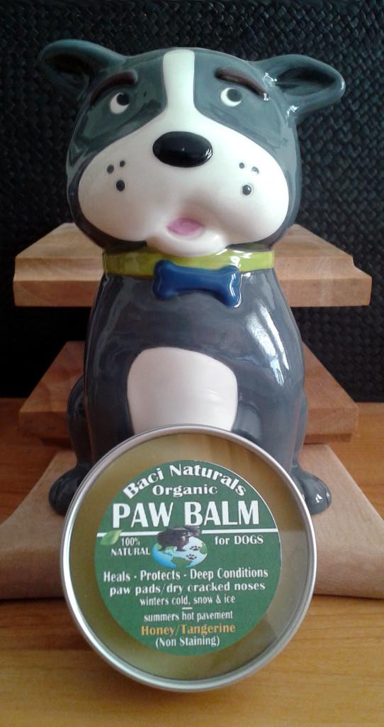 BaciNaturals Organic Paw Balm